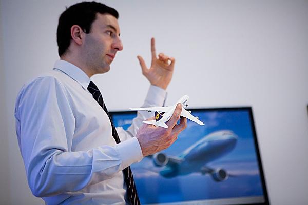 habilidades no técnicas en un Piloto de Línea Aérea