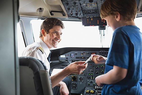 Perfil del Piloto de Línea Aérea
