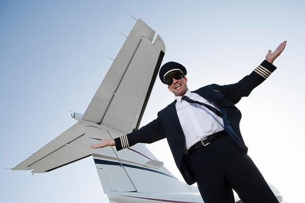 sueño de volar en una Línea Aérea